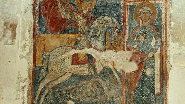 San Giorgio il cavaliere, tra leggende e sogni d'oltremare